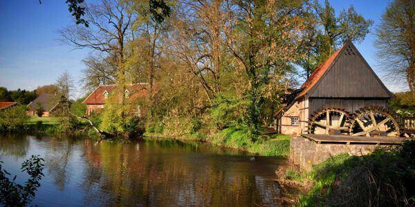 Mühle in der Grafschaft Bentheim
